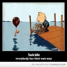 suicide fish