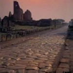Via Appia, All Roads Lead To Rome